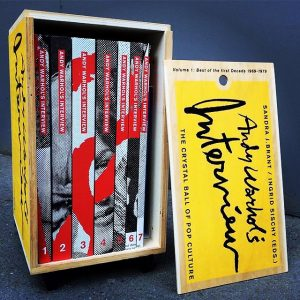 Box -Andy Warhol's interview