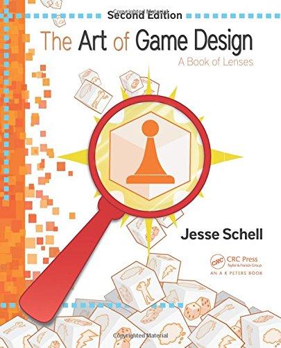 Art of game design book