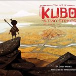 Book cover, art of Kubo