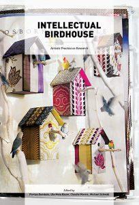 Book cover - intellectual birdhouse