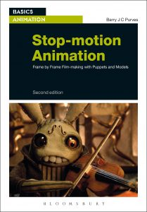 Book cover - stop motion animation
