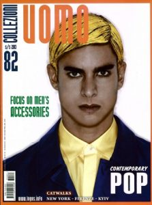 Cover for Collezioni Uomo magazine