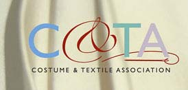 Costume and Textile Association logo