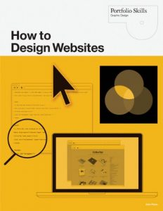 book cover - how to design websites
