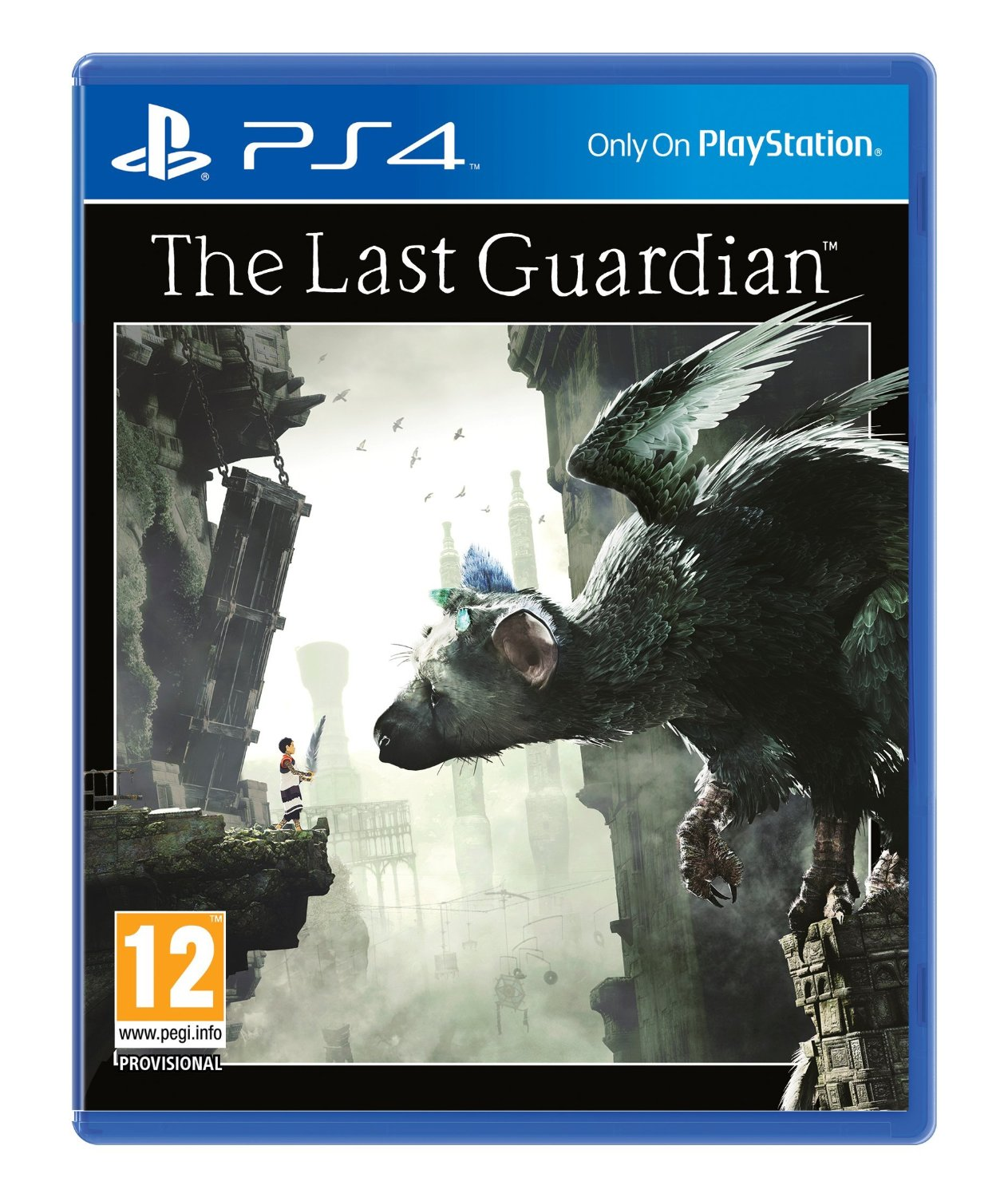Game - the last guardian