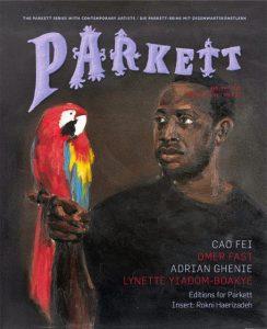 Parkett magazine cover