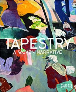 Book cover of Tapestry a Woven Narrative