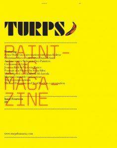 Turps banana magazine