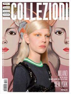 Cover for Collezioni Donna magazine