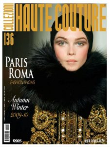 Cover for Collezioni Haute Couture