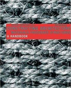 Image of Construting Architecture book cover