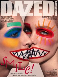 Cover of Dazed and Confused Magazine
