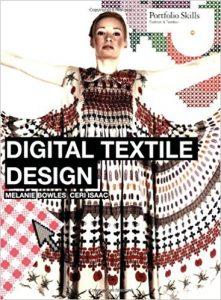 Book cover of Digital Textile Design