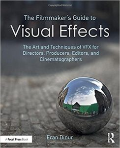 Filmmakers Guide to VFX cover