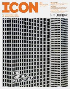 Cover of Icon Magazine