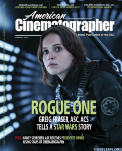 Cover of American cinematograper