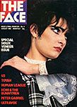 The Face magazine cover