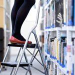 Steps to books