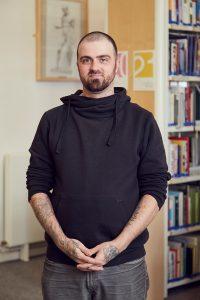 Stephane Bodin-Pearson