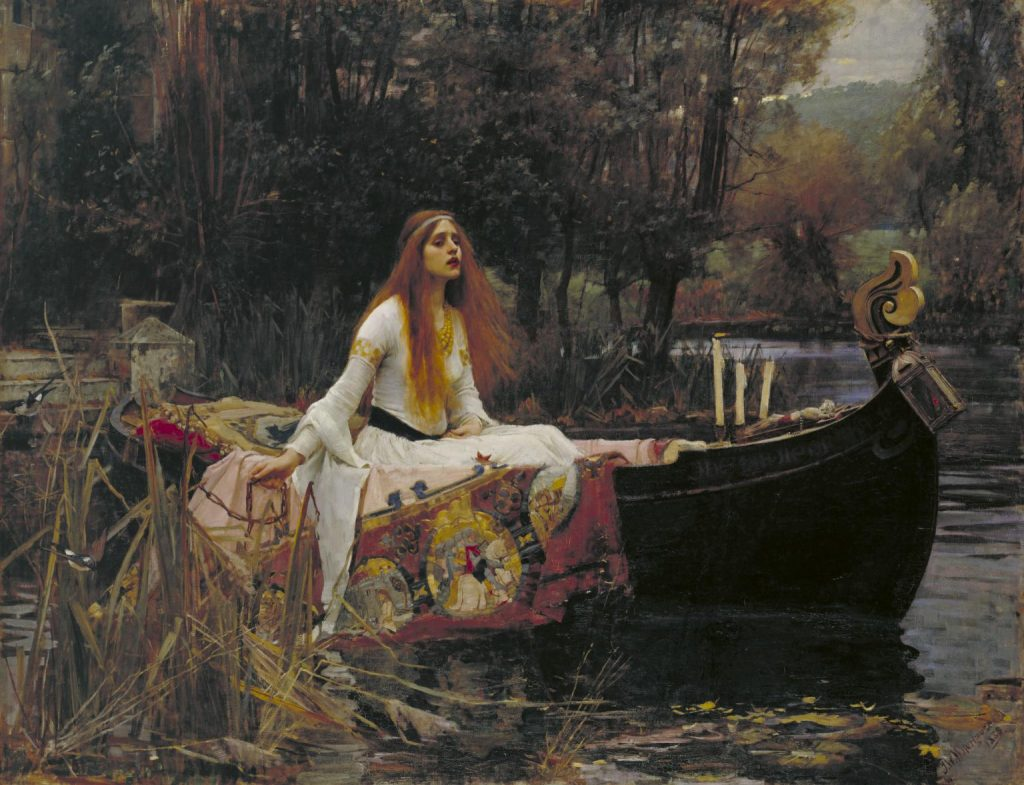 Image of a painting; this is an example of a primary sources.