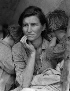 image of Dorothea Lange
