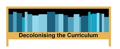 Graphic for Decolonising the Curriculum shelf